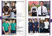 WORKUNIFORMS, APRONS & SHOES
